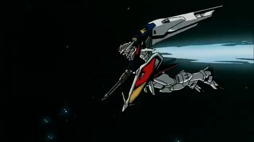 Mobile Suit Gundam Wing opening 2
