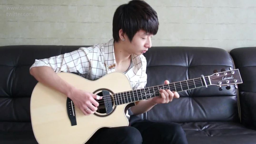Zelda's Theme - Sungha Jung