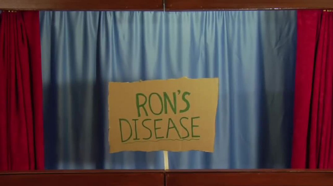 Potter Puppet Pals: Ron's Disease